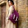 """Backpack """"Malta"""" Berry Jam"""