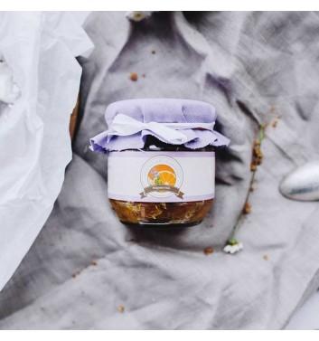 """Мармелад """"Апельсин + лаванда"""""""