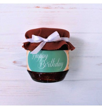 Birthday Confiture
