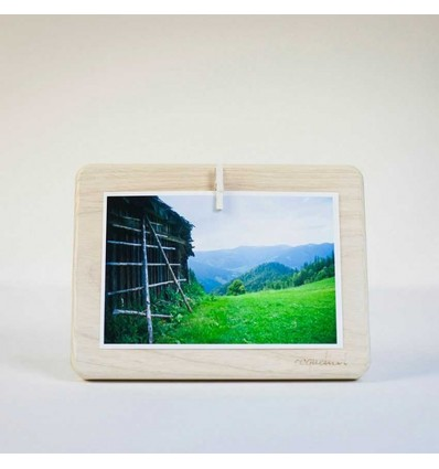 "Photo frame ""rectangular"" (white)"