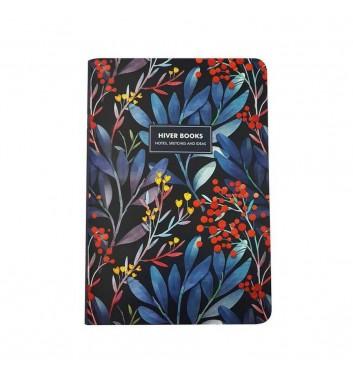 Скетчбук Hiver Books Bloom: А5 (M)