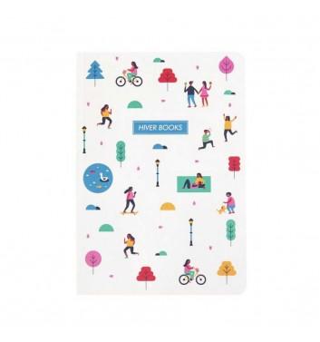 Sketchbook Parks: A5 (M)