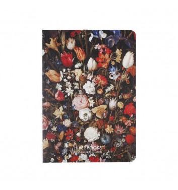Скетчбук Flowers: А5 (M)