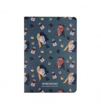 Sketchbook Lora (Twin Peaks): A5 (M)
