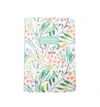 Sketchbook Greenery: A5 (L)