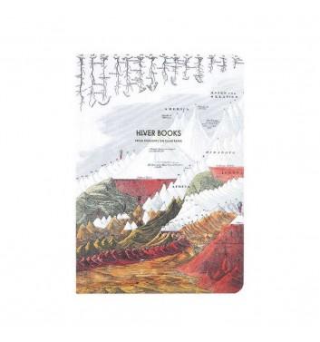 Скетчбук Mountain & River: А5 (L)