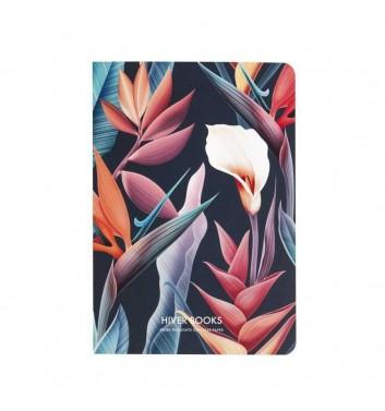 Скетчбук Hiver Books Flora: А5 (L)