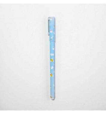 """Ручка """"Happy day-Light blue"""""""