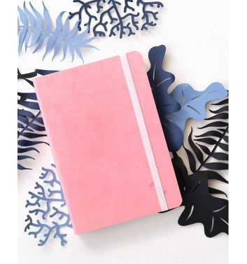 Notebook Zakrtka A6 Pink