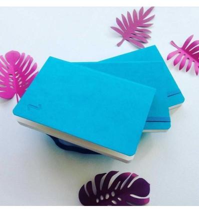 Блокнот Zakrtka A6 Blue