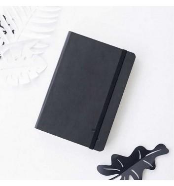 Notebook Zakrtka A6 Black