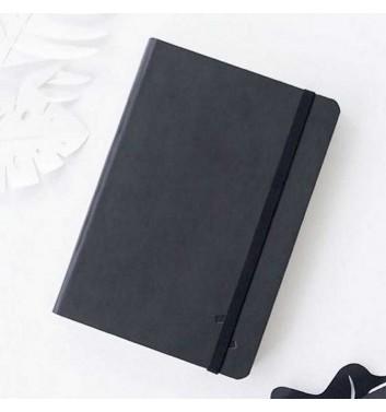 Notebook Zakrtka A5 Black