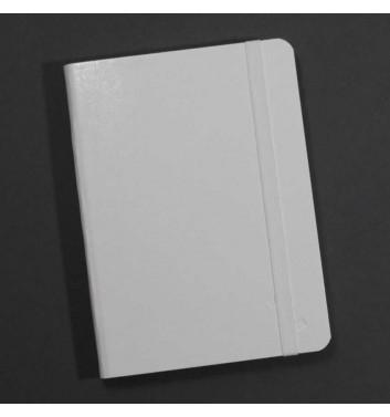Notebook Zakrtka A5 White