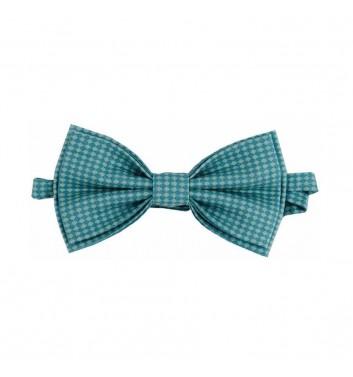 "Bow tie ""Green Rhombus"""