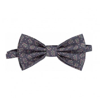 "Bow tie ""Gray dark branches"""