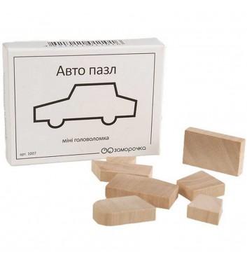 """Mini Puzzle """"Car Puzzle"""""""