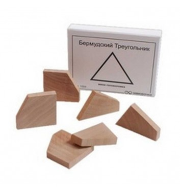 "Mini Puzzle ""Triangle"""