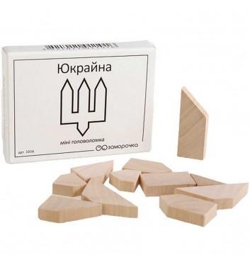 "Mini Puzzle ""Yukraina"""