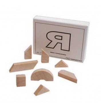 "Mini Puzzle ""Letter"""