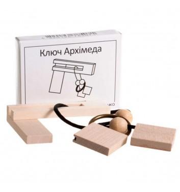 """Міні-головоломка """"Ключ Архімеда"""""""