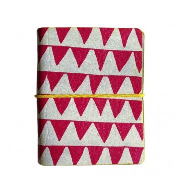Business card holder Triangles