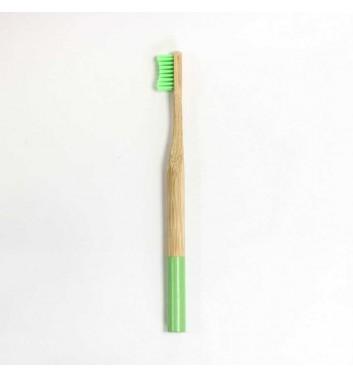 Бамбукова зубна щітка Green