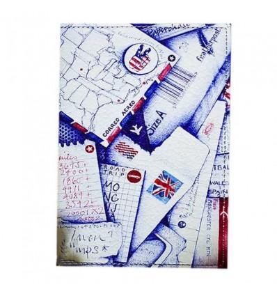 "Обложка на паспорт ""Envelope"""