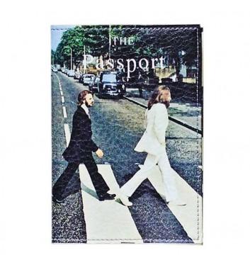 "Обкладинка на паспорт ""Beatles"""