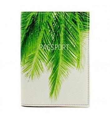 "Passport cover ""Palm"""