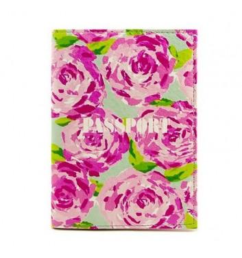 """Passport cover """"Rose"""""""