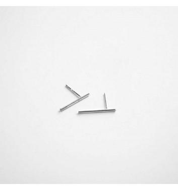 "Сережки ""Vertical sticks"""
