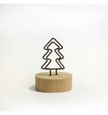 "Держатель для фото ""Fir tree"""