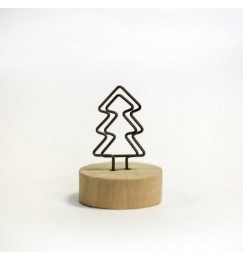 "Photo Holder ""Fir tree"""