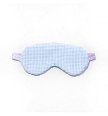 "Sleep mask ""Classic"" Blue cell"
