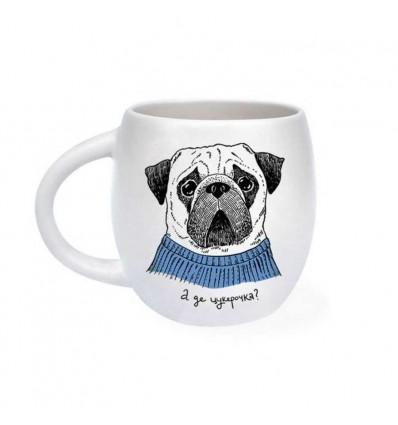 """Cup """"Pug» Orner Store Shos"""