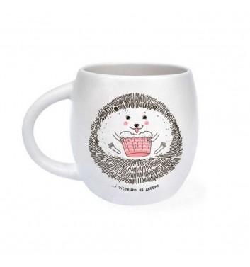 Cup «Hedgehog»
