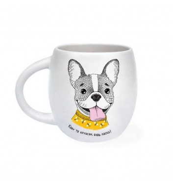 Cup «French Bulldog»