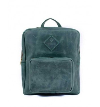 Leather Backpack 811