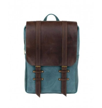 Leather backpack 844-1