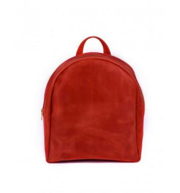 Backpack leather mini 801-1