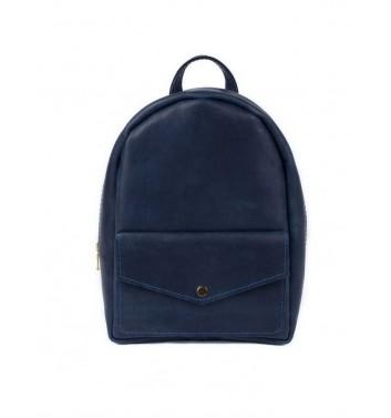 Backpack leather mini 802-1