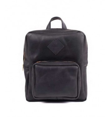 Leather Backpack 812
