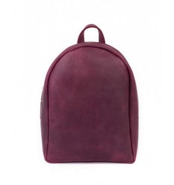 Backpack leather mini 801-3