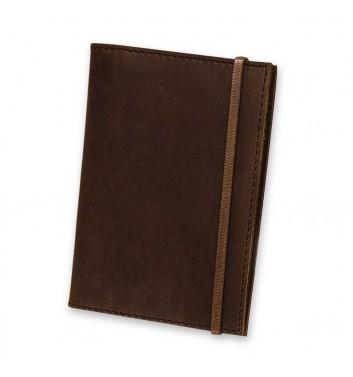 Обкладинка для паспорта 1.0 Горіх