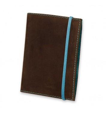 Обкладинка для паспорта 1.0 Горіх-Тіффані