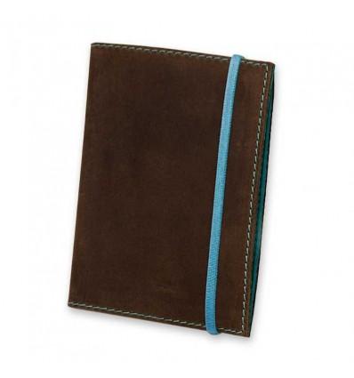 Обложка для паспорта 1.0 Орех-Тиффани