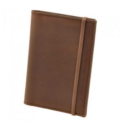 Обкладинка для паспорта 2.0 Горіх