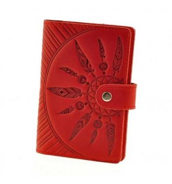 Обкладинка для паспорта 3.0 Корал