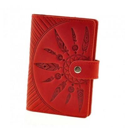 Обложка для паспорта 3.0 Коралл