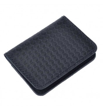 Card Case 4.0 (with a window) Night sky Carbon